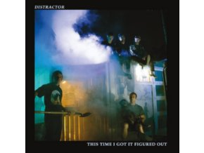 DISTRACTOR - This Time I Got It Figured Out (CD)