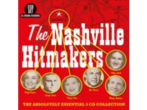 VARIOUS ARTISTS - The Nashville Hitmakers (CD)