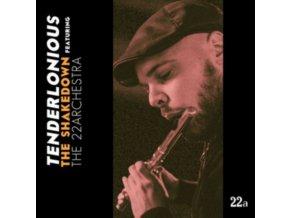 TENDERLONIOUS - The Shakedown (Feat. The 22Archestra) (CD)