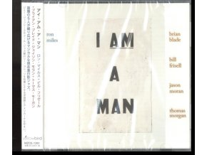 RON MILES - I Am A Man (CD)