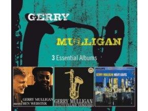 GERRY MULLIGAN - 3 Essential Albums (CD)