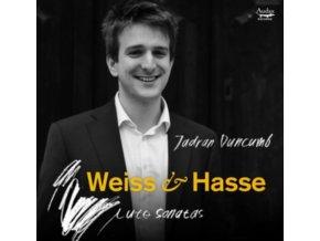 JADRAN DUNCOMB - Weiss & Hasse: Lute Sonatas (CD)
