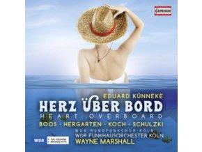 VARIOUS ARTISTS - Kunneke: Heart Overboard (CD)