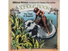 MIKLOS ROZSA - Jungle Book Suite / Thief Of Baghdad (CD)