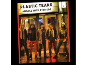 PLASTIC TEARS - Angels With Attitude (CD)