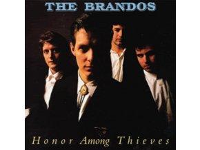 BRANDOS - Honor Among Thieves (CD)