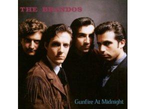 BRANDOS - Gunfire At Midnight (CD)