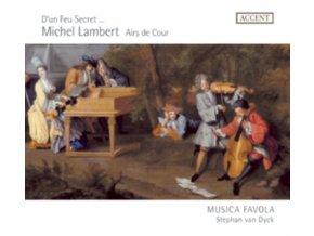 LAMBERT / LULLY - Airs De Cour (CD)