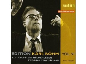 R. STRAUSS - Karl Bohm Conducts Richard Strauss (CD)