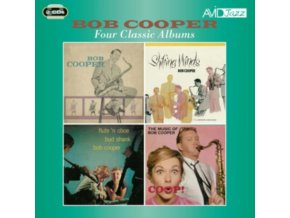 BOB COOPER - Four Classic Albums (CD)
