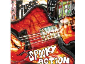 FIERCE AND THE DEAD - Spooky Action (CD)