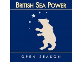 BRITISH SEA POWER - Open Season (CD)