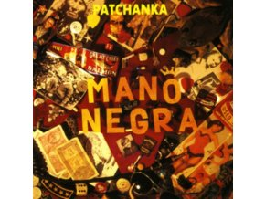 MANO NEGRA - Patchanka (CD)