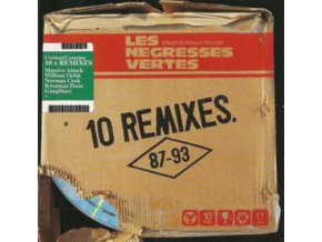 LES NEGRESSES VERTES - 10 Remixes (87-93) (CD)