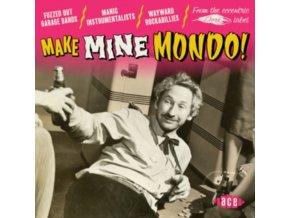 VARIOUS ARTISTS - Make Mine Mondo (CD)