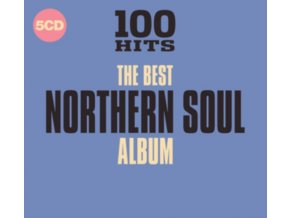 VARIOUS ARTISTS - 100 Hits - The Best Northern Soul Album (CD)
