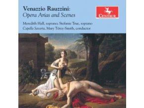 MEREDITH HALL - Rauzzini: Opera Arias And Scenes (CD)