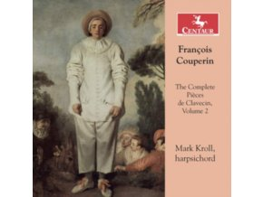 MARK KROLL - Couperin: The Complete Pieces De Clavecin. Volume 2 (CD)