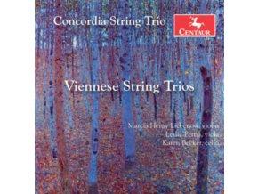 CONCORDIA STRING TRIO - Perger: Viennese String Trios (CD)