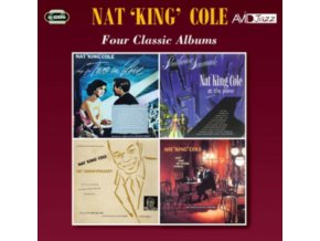 NAT KING COLE - Four Classic Albums (CD)
