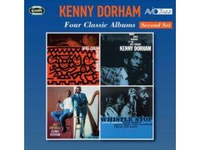 KENNY DORHAM - Four Classic Albums (CD)