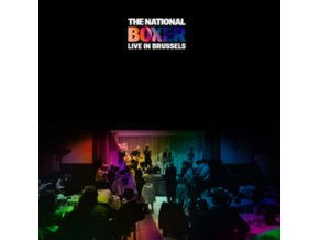 NATIONAL - Boxer Live In Brussels (CD)