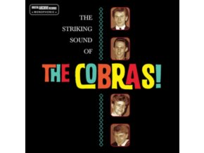 COBRAS - The Striking Sound Of The Cobras (CD)