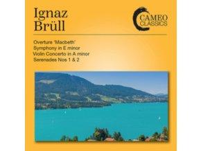 MALTA PHILAR ORC / HOFFMANN - Ignaz Brull: Overture macbeth Symphony In E Minor / Violin Concerto In A Minor / Serenades Nos 1 & 2 (CD)