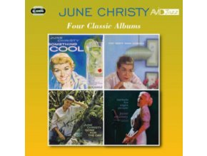 JUNE CHRISTY - Four Classic Albums (CD)