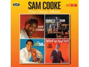 SAM COOKE - Four Classic Albums (CD)