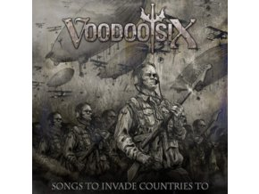 VOODOO SIX - Songs To Invade Countries To (CD)