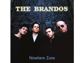 BRANDOS - Nowhere Zone (CD)