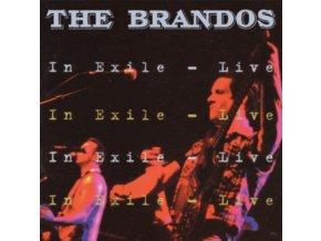 BRANDOS - In Exile - Live (CD)