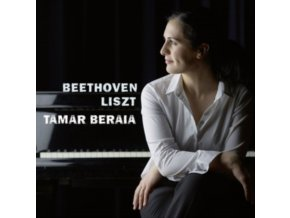 TAMAR BERAIA - Beethoven And Liszt (CD)