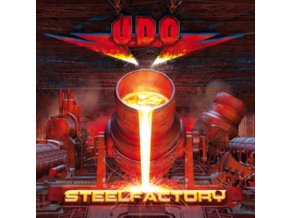 U.D.O. - Steelfactory (CD)