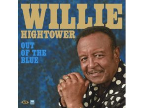 WILLIE HIGHTOWER - Out Of The Blue (CD)