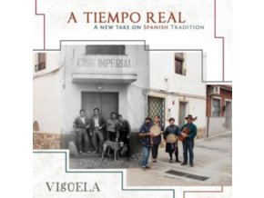 VIGUELA - A Tiempo Real - A New Take On Spanish Tradition (CD)