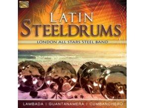 LONDON ALL STARS STEEL BAND - Latin Steeldrums (CD)