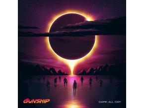 GUNSHIP - Dark All Day (CD)