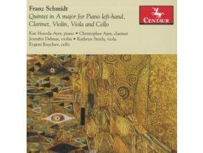 CHRISTOPHER AYER - Schmidt: Quintet In A Major For Piano Left Hand (CD)