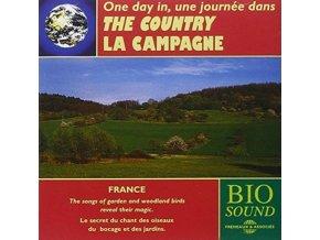 UNE JOURNEE DANS LA CAMPAGNE - The Country (CD)