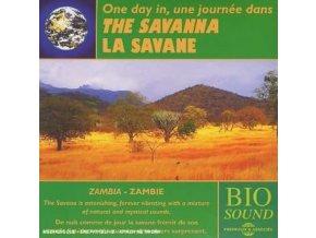 UNE JOURNEE DANS LA SAVANE - The Savanna (CD)