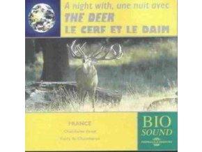 UNE NUIT AVEC LE CERF ET LE DAIM - The Deer (CD)
