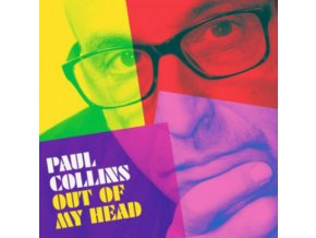PAUL COLLINS - Out Of My Head (CD)