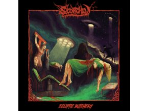 SCORCHED - Ecliptic Butchery (CD)