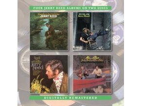 JERRY REED - When Youre Hot. Youre Hot / Ko-Ko Joe / Smell The Flowers (CD)