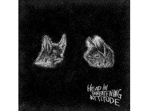 NATTERERS - Head In Threatening Attitude (CD)
