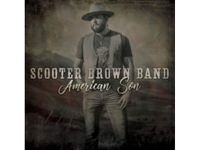 SCOOTER BROWN BAND - American Son (CD)