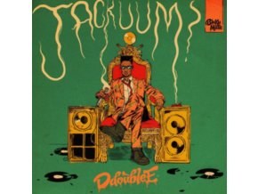 D DOUBLE E - Jackuum (CD)