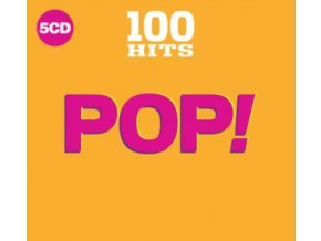 VARIOUS ARTISTS - 100 Hits - Pop! (CD)